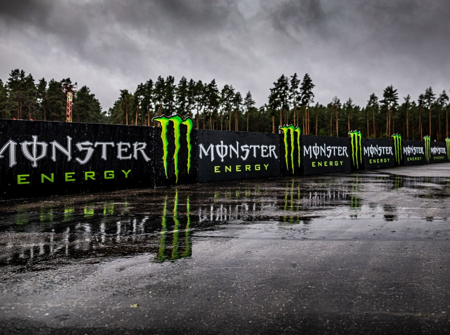 Friday images from the 2019 World RX of Latvia