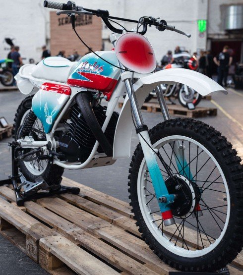 Images from Motocircle Festival in Vienna/Austria