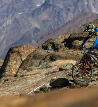 Images from the Enduro World Series Championship in Zermatt, Switzerland