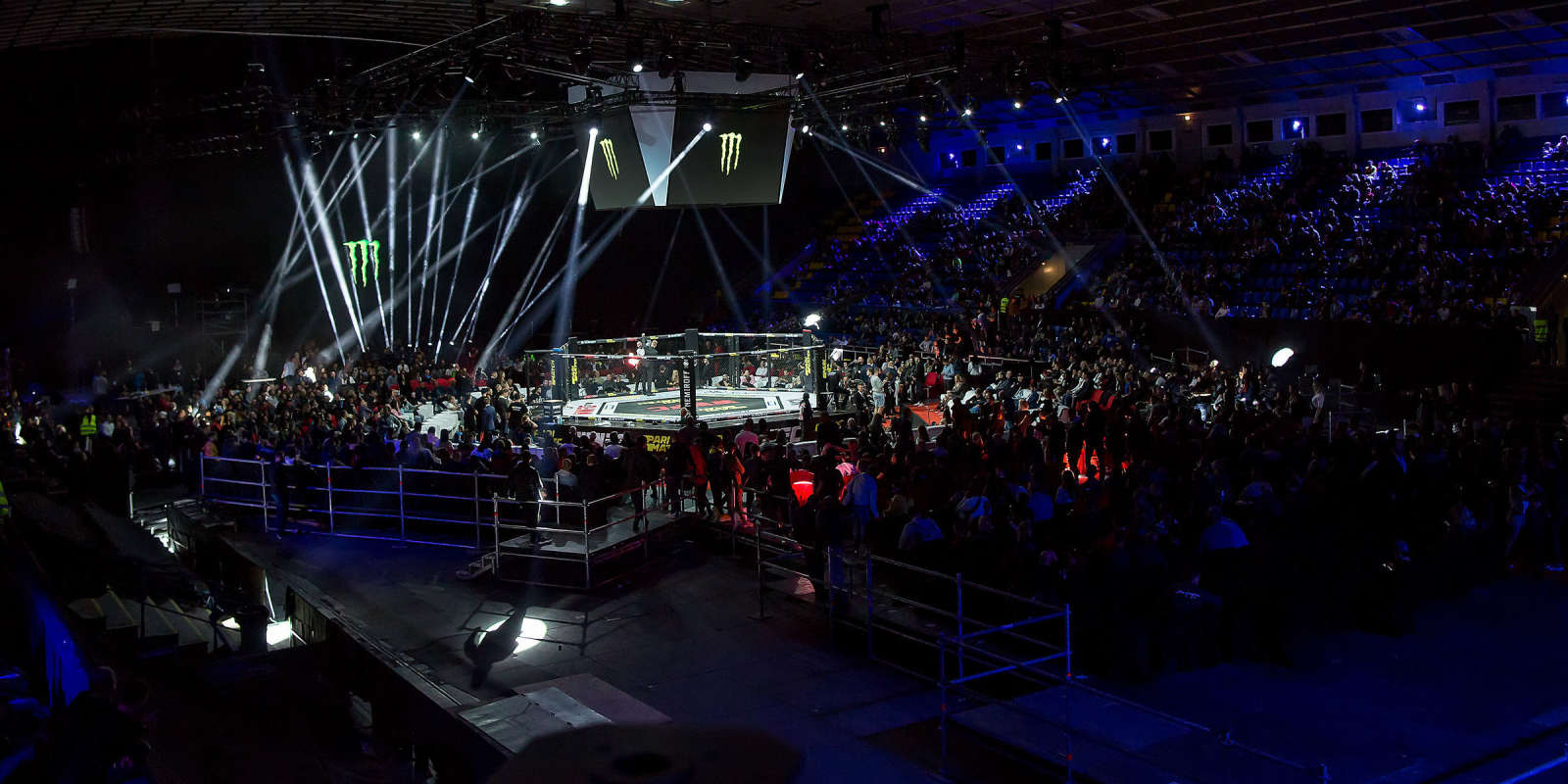 Pictures from WWFC MMA tournament in Kyiv, Ukraine