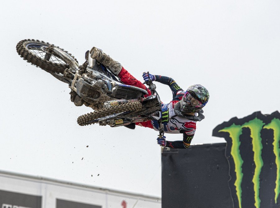 Jeremy Seewer at the 2019 Grand Prix of China