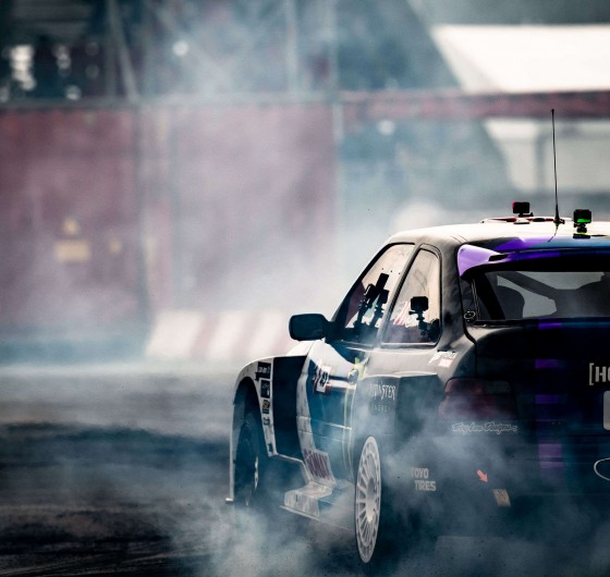 Race day images from Gymkhana Grid 2019 Warsaw in Poland