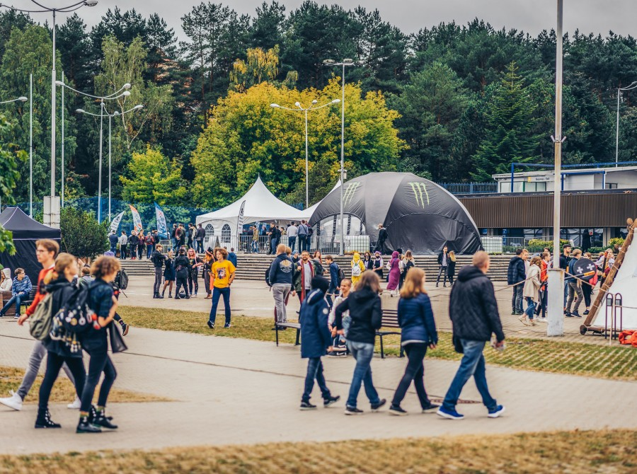 Photos from Pop Culture Event called Comic Con Baltics in Vilnius, Lithuania.