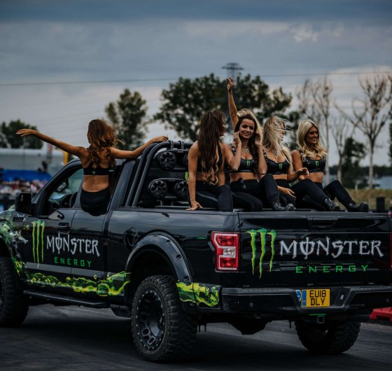 Images from Gymkhana GRiD 2019 - 6th and 7th September - in Warsaw, Poland.