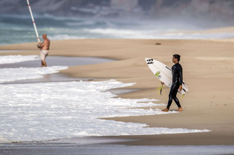 """The penultimate stop of the 2019 WSL Championship Tour hits Portuguese waters this week and we are so excited! Not just because we get to use the word """"penultimate,"""" but because this is where world titles are won and lost. Where dreams are made and hopes"""