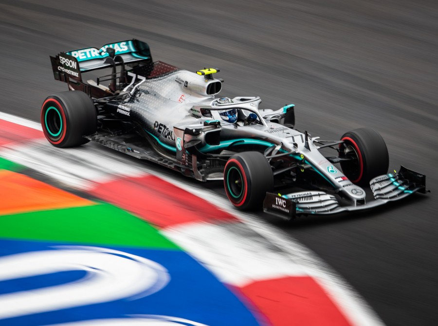 Images from the 2019 Mexican Grand Prix