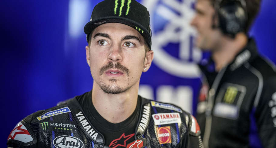 Maverick Viñales at the 2019 Grand Prix of the Australia