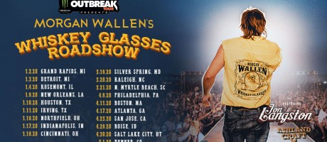 Monster Energy Outbreak Tour: Morgan Wallen assets