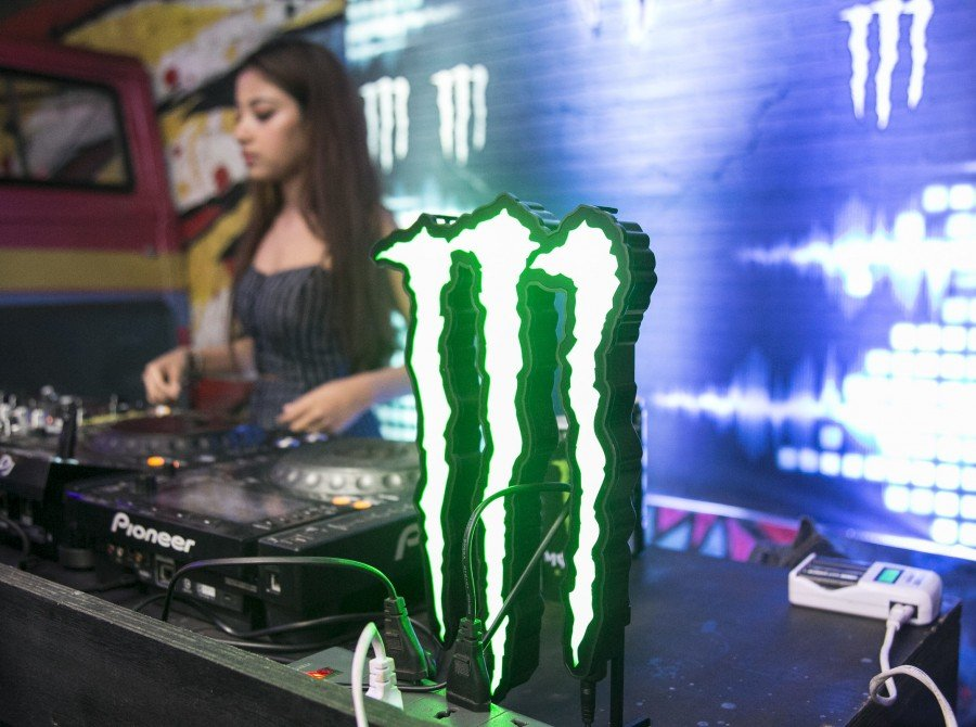 These are images from Ultra Nights in India