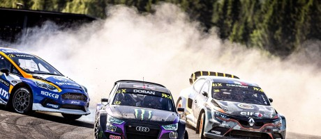 Images from round 5 of the 2019 World RX Championship - 2019