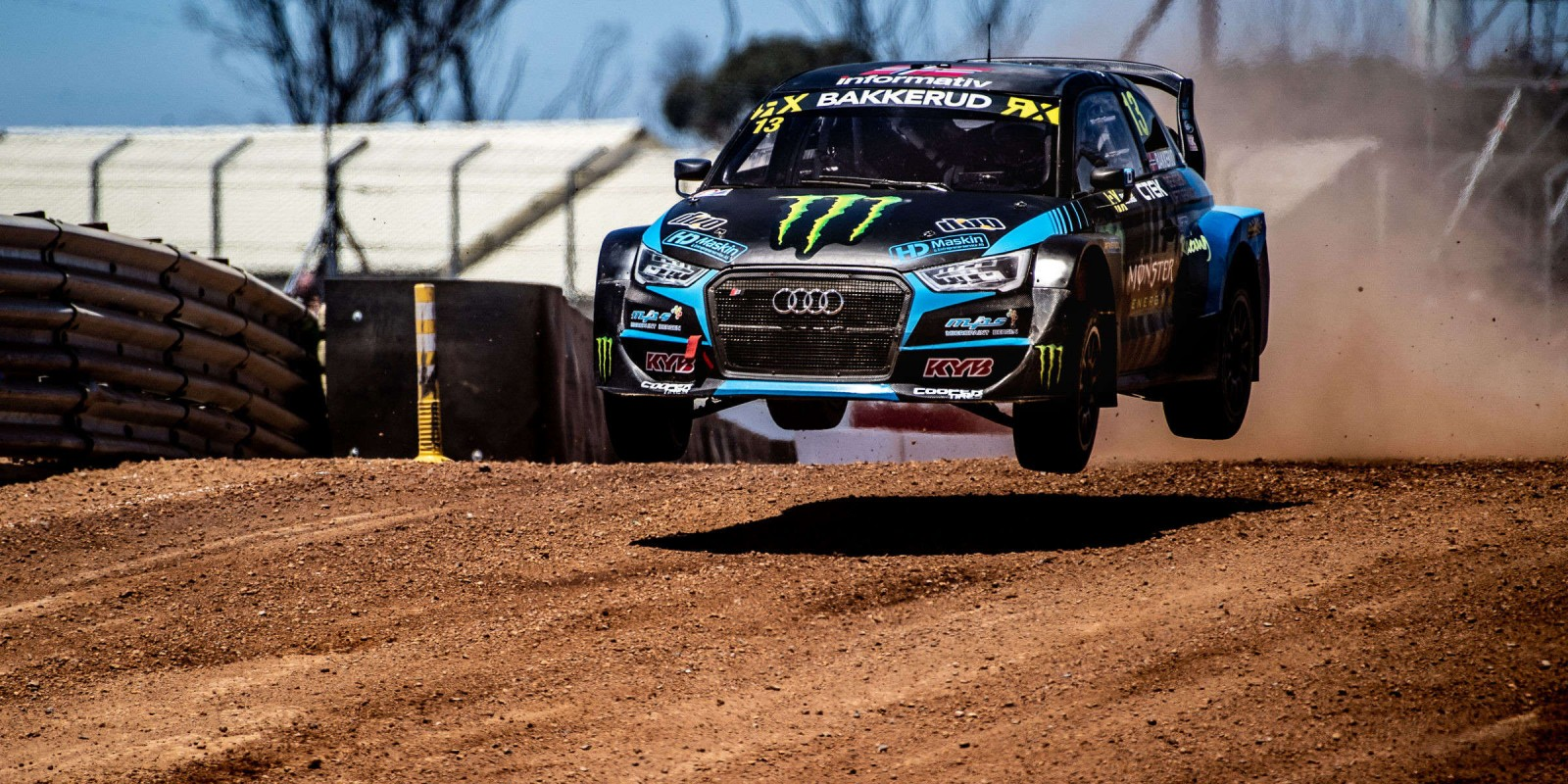 Images from the 2019 World RX of South Africa