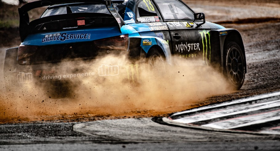 Sunday images from the 2019 World RX of South Africa