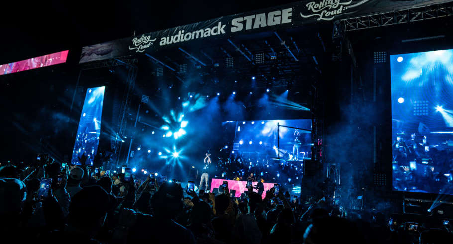 Image from Rolling Loud in Los Angeles