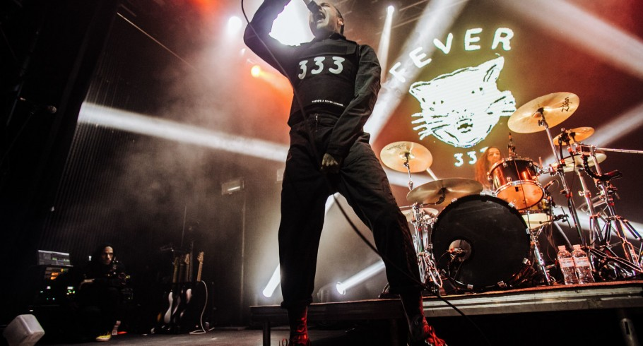 Pictures from Monster Energy's Fever 333 performance in Kyiv, Ukraine