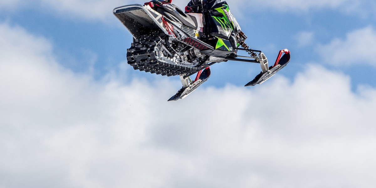 Heath Frisby takes silver at Winter X Games 2016