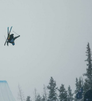 Images from Land Rover U.S. Grand Prix Copper Mountain On December 13, 2019.