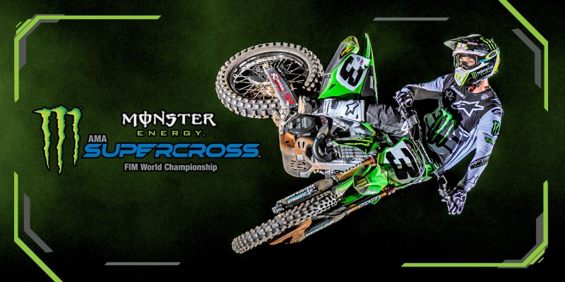 2020 Monster Energy Supercross