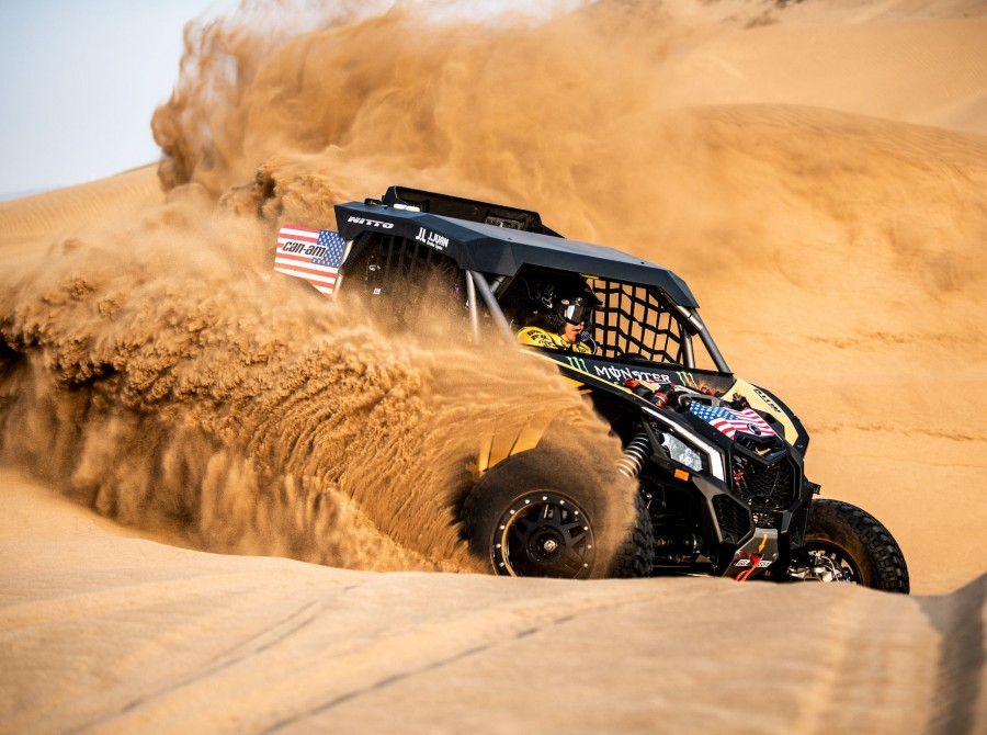 Can-Am Shakedown