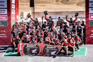 Brabec wins the Dakar Rally