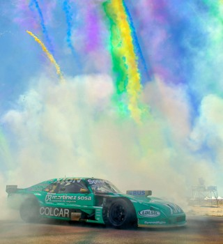 Photos from race day when Agustin Canapino won the Touring Car National Title
