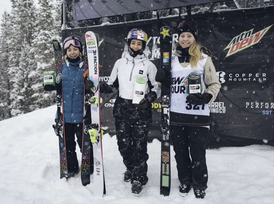 Dew Tour 2020 in Copper Mountain, Colorado