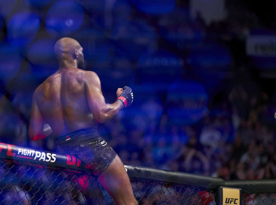 Images from UFC 247 at the Toyota Center on February 8, 2020 in Houston, Texas