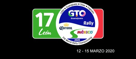 Rally Guanajuato- Website Event banner