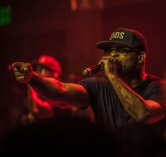 "Royce Da 5'9"" album release concert and meet and greet"