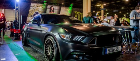 Event photos of AMTS, Automobil & Tuning Show in Budapest, Hungary