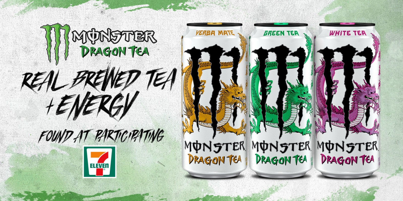 Dragon Tea 7/11 Promo