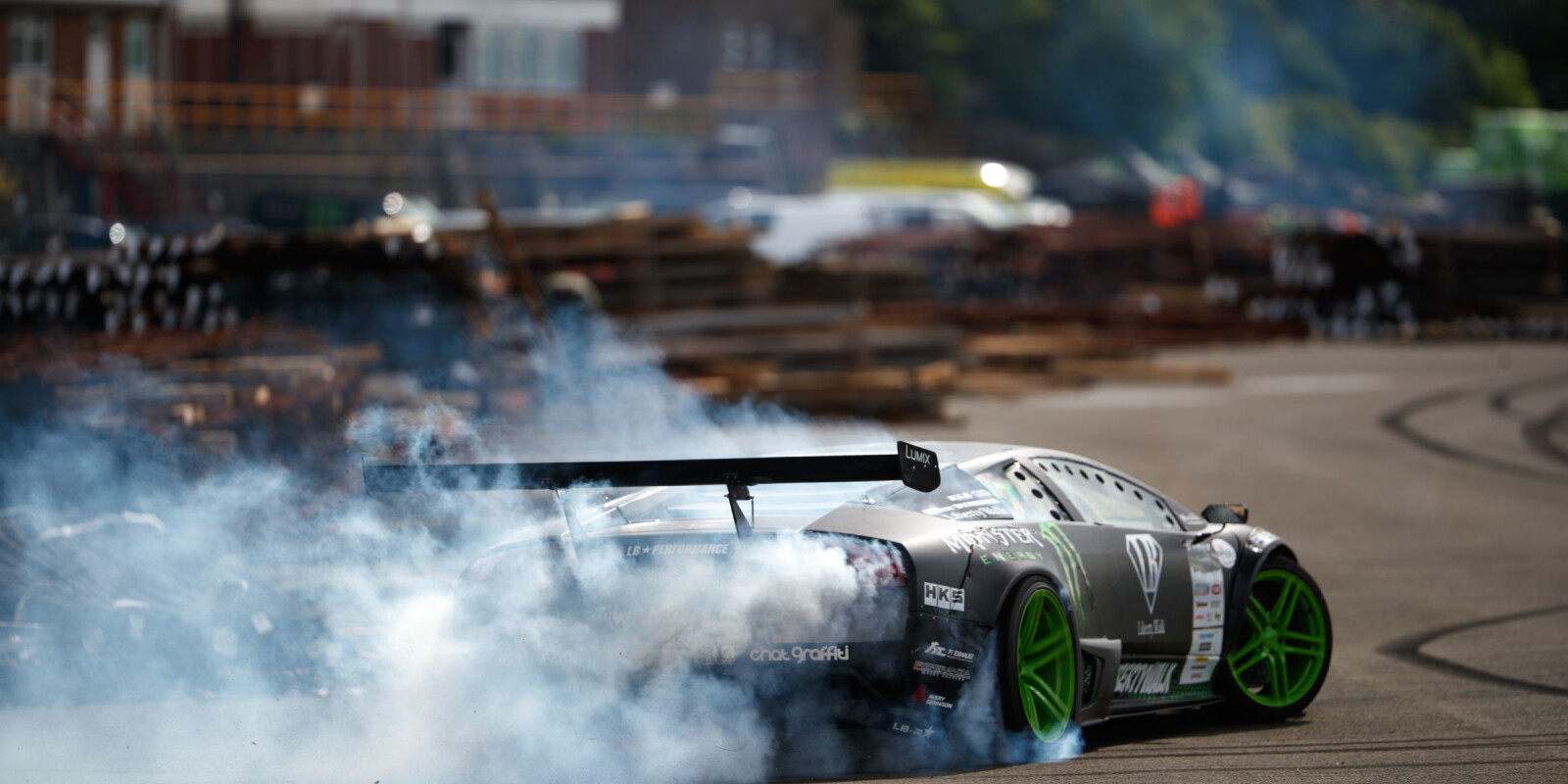Images of Day 2 from the highly anticipated Battledrift 2 project