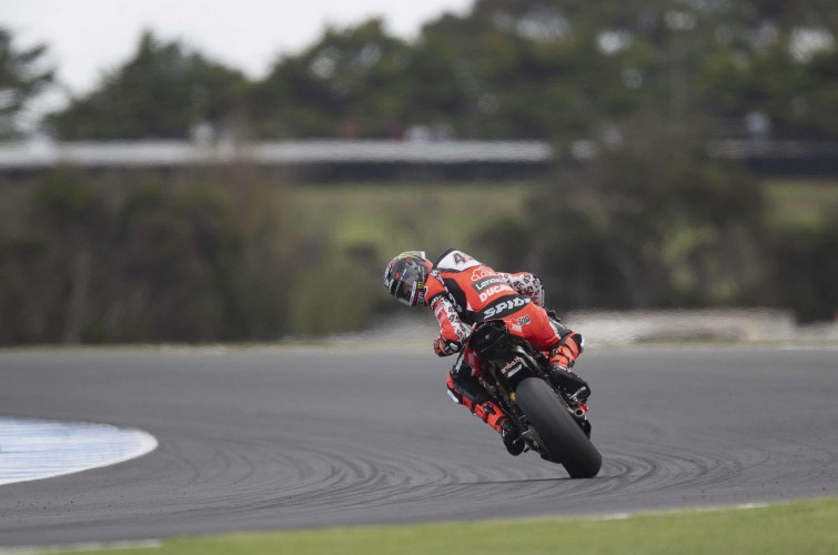 Saturday images from the opening round of the 2020 World Superbike Championship