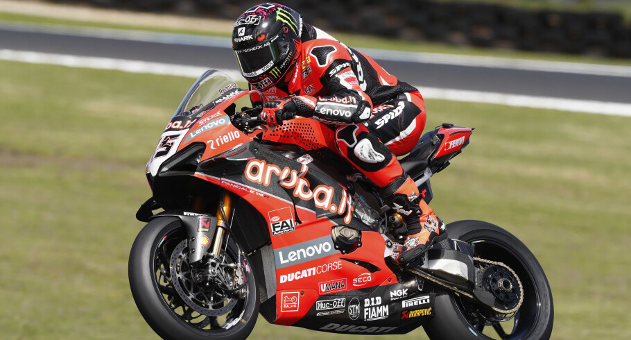 Images from the first round of the 2020 World Superbike Championship