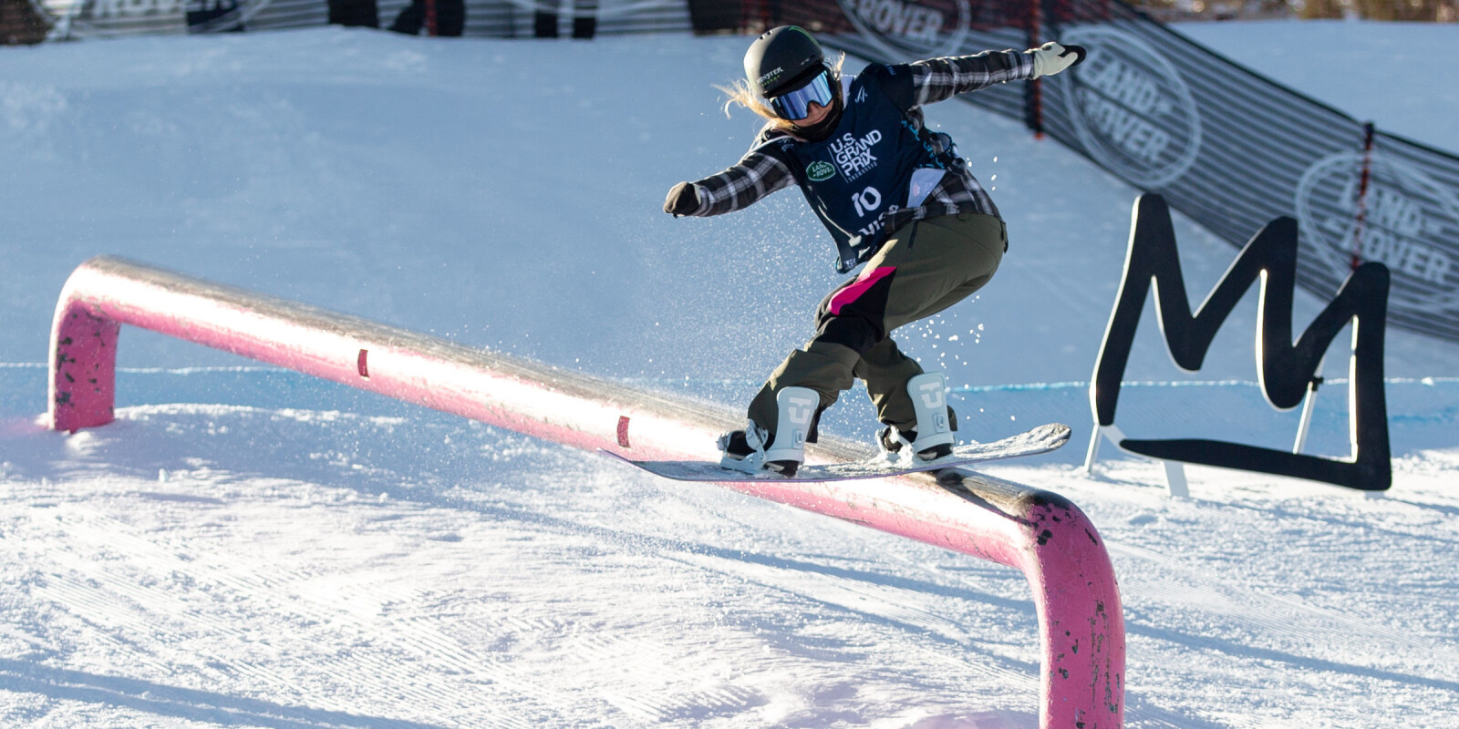 Images from US Grand Prix in Mammoth, CA.