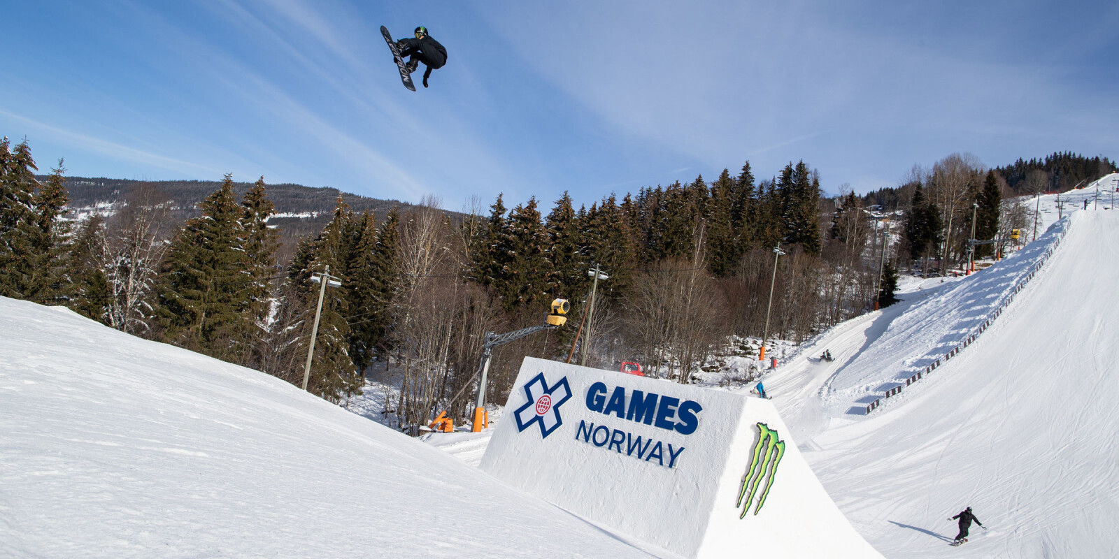Friday practice @ X Games Norway 2020