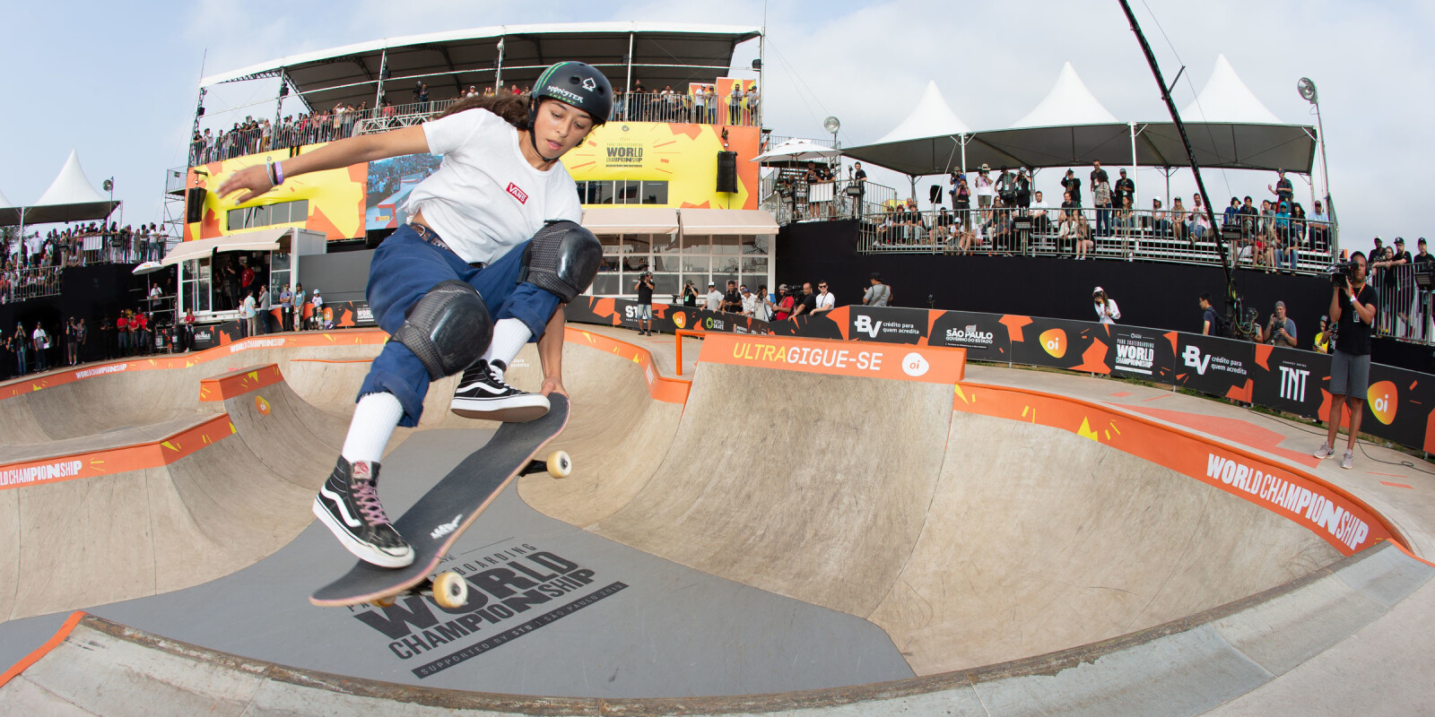 Images from the STU World Skate Park Championships Sao Paulo, Brazil.