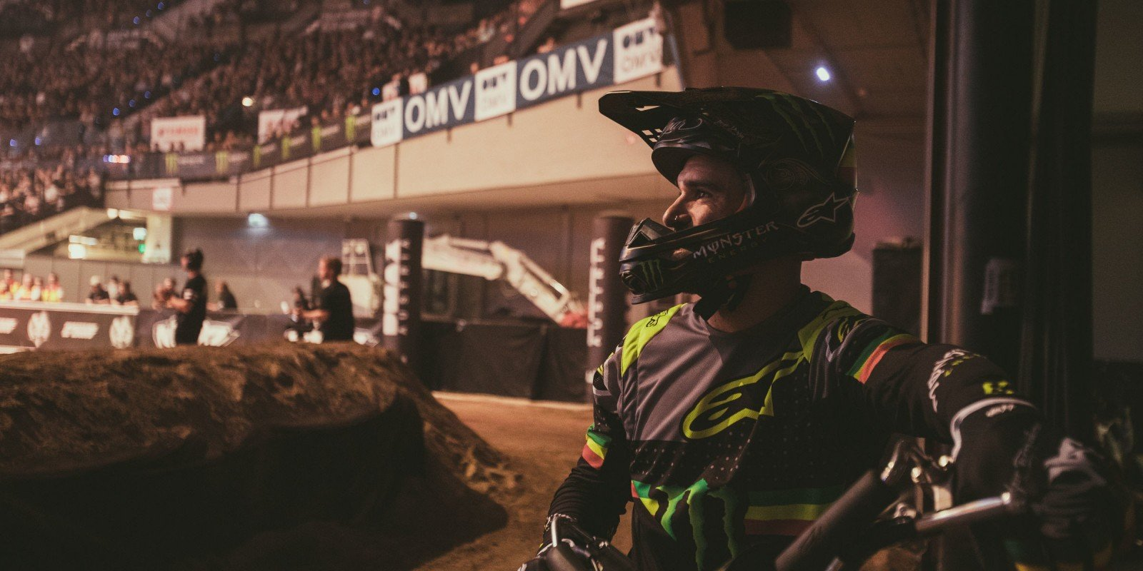 pictures from Masters of Dirt Vienna, 2019