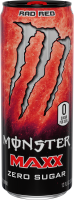 Monster MAXX - Rad Red