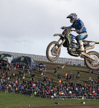 Images from round one of MXGP 2020