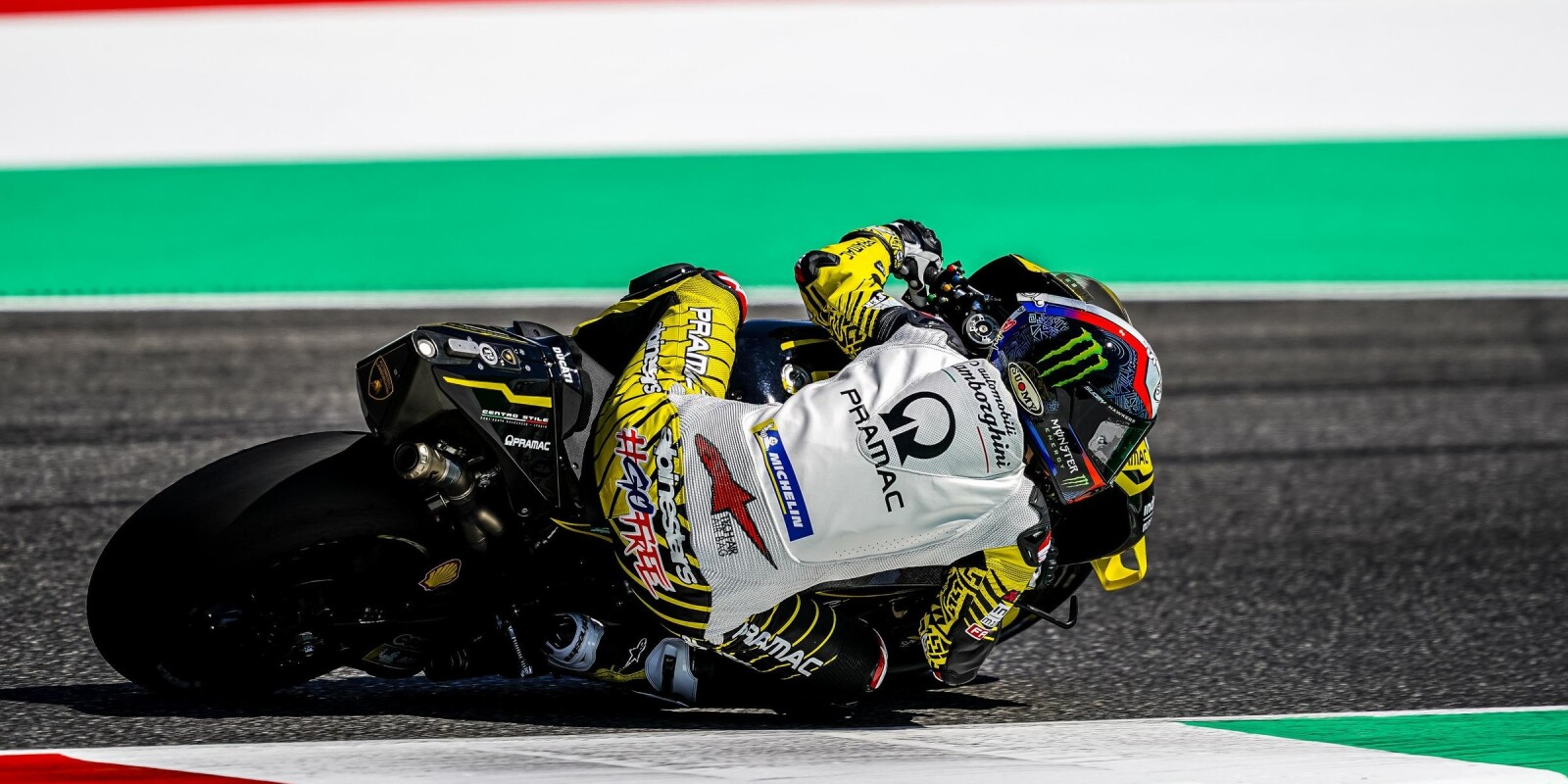 Action and ambient pics from MotoGP Mugello