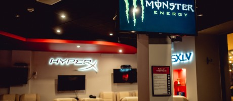 Photos from a CS:GO tournament at our local gaming bar GoExanimo.
