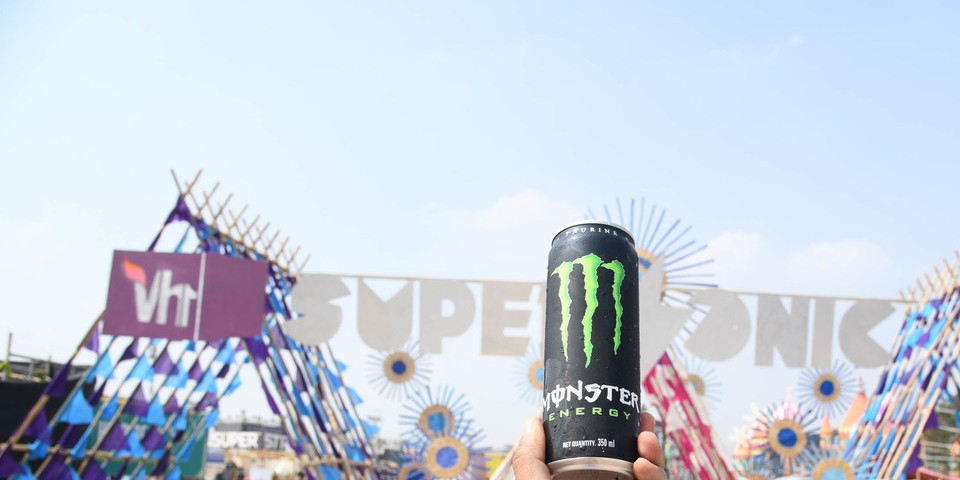 Vh1 Supersonic - Sponsored by Monster Energy