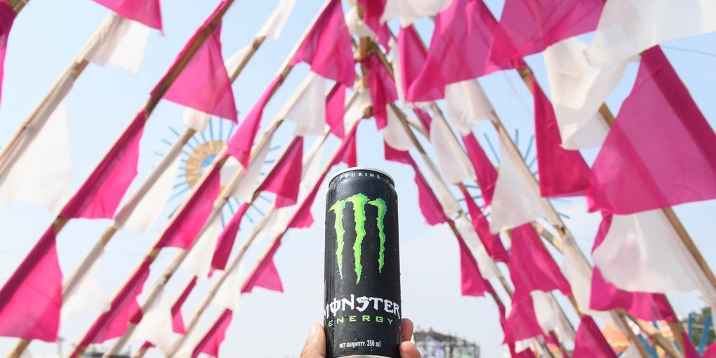 Monster Energy Drink Original- Vh1 Supersonic