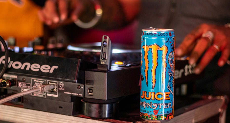 Monster Juice - Vh1 Supersonic in Pune