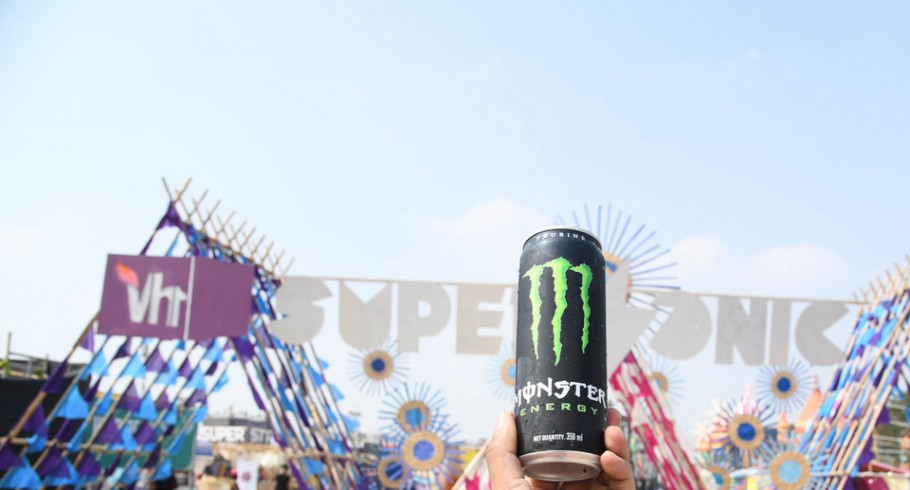 Images from Vh1 Supersonic - a festival we sponsored