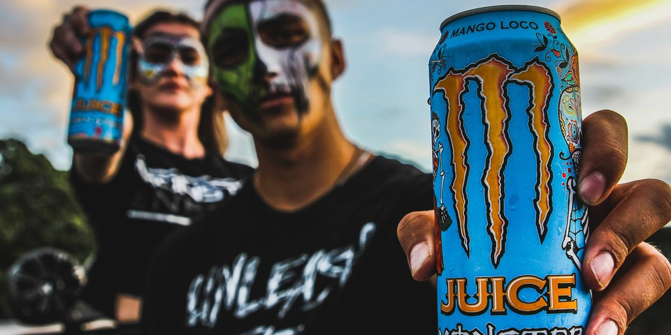 Monster Energy Mango Loco Sampling in NZ with MAT Team Talent