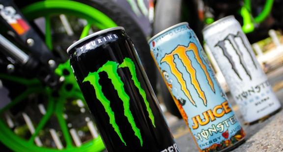 Monster Energy Drinks in India