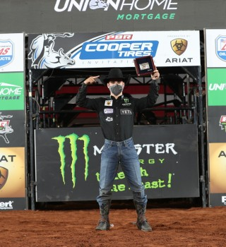 Images of Jose Vitor Leme at the 2020 Guthrie Cooper Tires Invitational Unleash The Beast.