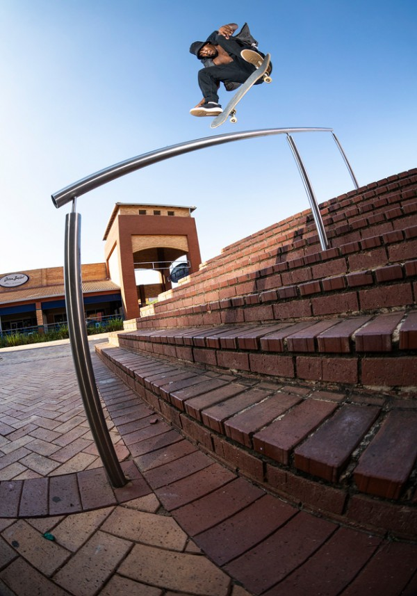 Session Skate Mag - The Am Van Pretoria images