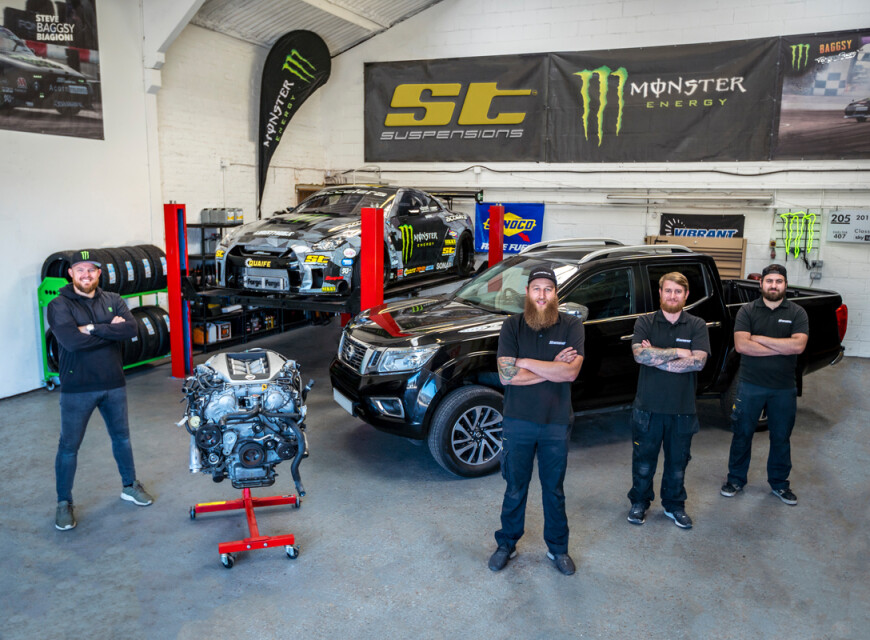 Images for Baggsy's Navara-R project